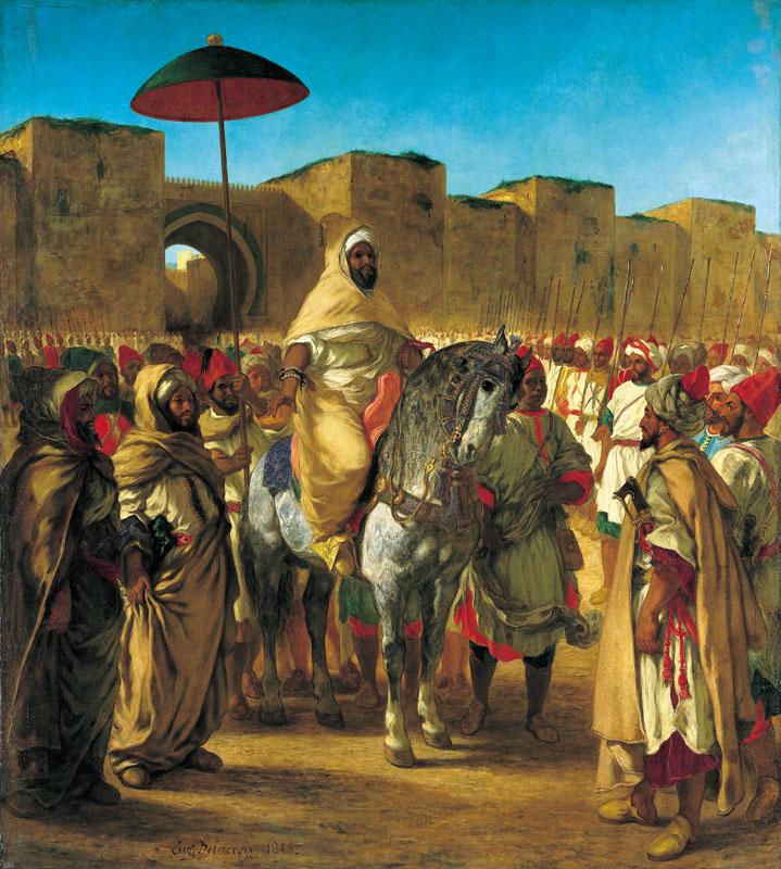 sultan delacroix