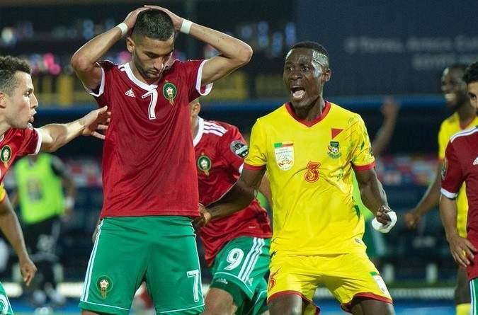 La déception de Ziyech après avoir raté un penalty à la dernière minute de jeu