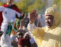 Fete du trône du roi Mohammed VI
