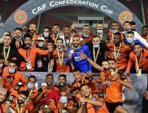La RS Berkane sacrée championne de la Coupe de la CAF