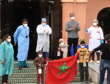 Marocains coronavirus