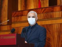 Aït Taleb  à la Chambre des conseillers