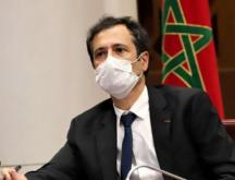 Mohamed Benchaaboun, ministre de l'économie et des Finances © DR
