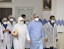 Le coronavirus a fait plus de 7350 morts au Maroc en l'espace de 9 mois © DR