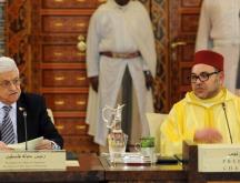 Message du roi Mohammed VI à Mahmoud Abbas