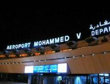 aéroport de mohammed v