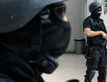 Agents de sécurités marocains © AFP