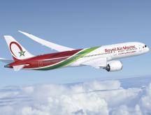 Le vol AT3093 de la RAM en provenance de Bombay atterrira à Casablanca à 14 heures © DR