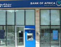 Une agence Bank Of Africa (BOA) au Maroc © DR