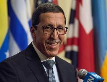 Omar Hilale, ambassadeur et représentant permanent du Maroc auprès de l'ONU