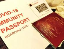 Le passeport vaccinal pourrait être instauré en Europe dans les mois à venir © DR