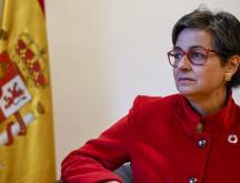 Arancha Gonzalez Laya, ministre des Affaires étrangères espagnole © DR