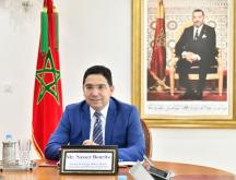 chef de la diplomatie marocaine