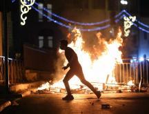 Journée d'Al Qods : des heurts éclatent sur le site d'Al-Aqsa