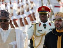 Le roi Mohammed VI donne une grande importance aux relations entre pays africains © DR