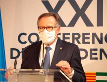 Eduardo de Castro de Ciudadanos, président du préside occupé de Melilia © DR