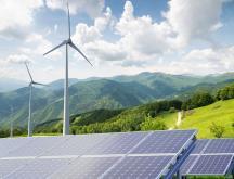 Les énergies renouvelables, un secteur clé de développement © DR