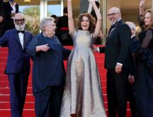 """Festival de Cannes : l'incroyable performance de Valérie Lemercier dans """"Aline"""""""