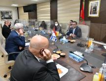 Rencontre Maroco-Israélienne ce mercredi à Rabat © DR