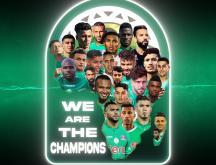 Le Raja remporte la Coupe de la CAF © DR