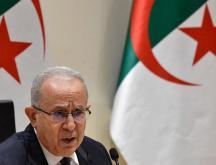 Ratmane Lamamra, ministre des affaires étrangères algérien © DR