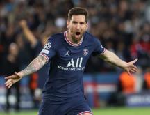 OM - PSG : un supporter marseillais a lancé un chargeur Messi