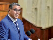 Aziz Akhannouch au Parlement