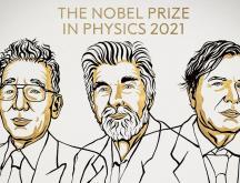 Nobel : le prix de physique attribué à un trio qui a étudié des systèmes complexes