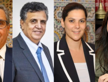 Aziz Akhannouch, Abdellatif Ouahbi, Fatima-Zahra Mansouri, Nadia Rmili