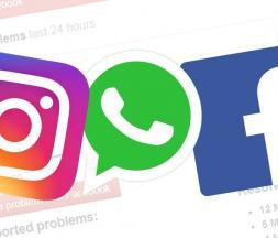 Panne mondiale de Facebook, Instagram et WhatsApp