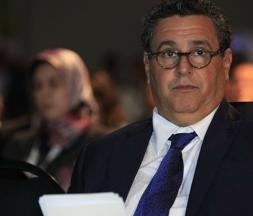 Aziz Akhannouch, chef du gouvernement © DR