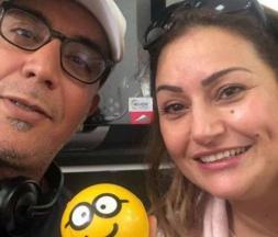 L'actrice Najat El Ouafi et le réalisateur Said Khalaf