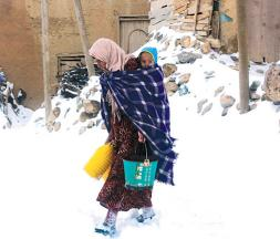 douars isolés Maroc