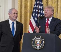 « Gifle du siècle » : Trump révèle son plan de paix au Proche-Orient