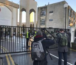 La mosquée de Regent's Park