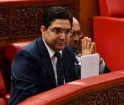 Nasser Bourita Chambre des conseillers