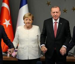 Paris et Berlin veulent intervenir en Syrie