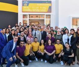 Le Roi inaugure des projets à Souss-Massa