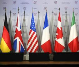Coronavirus : le G7 veut sortir l'artillerie lourde