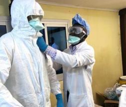 coronavirus personnel de santé