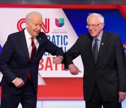 débat Biden-Sanders