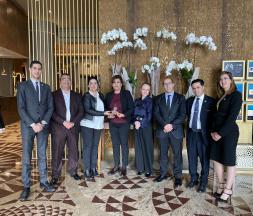 Kenzi Tower Hotel récompensé par Egencia