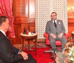 Le roi Mohammed VI reçoit Abdellatif Ouahbi