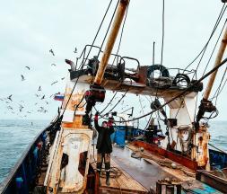 accord de pêche Maroc-Russie