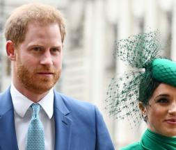 Prince Harry and Meghan Complete Final Engagement as Senior Royals