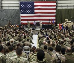 troupes américaines en Afghanistan