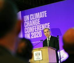 COP 26 à Glasgow est reportée
