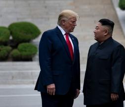 Donald Trump dit connaître l'état de santé de Kim Jong-un en Corée du Nord