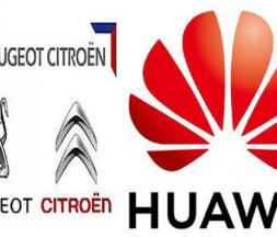 Coronavirus : Huawei et Peugeot-Citroën soutiennent le royaume