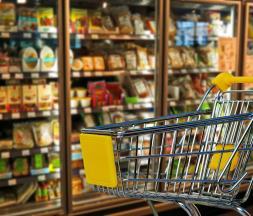 L'alimentaire stimule l'inflation